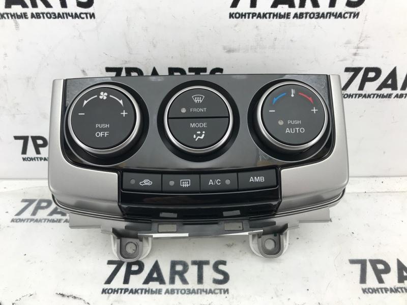 Климат-контроль Mazda Premacy CREW LF-VE 2007