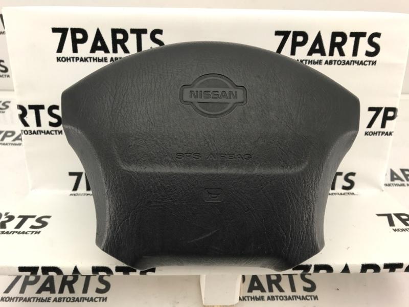 Airbag на руль Nissan Primera P10 SR18DE 1995