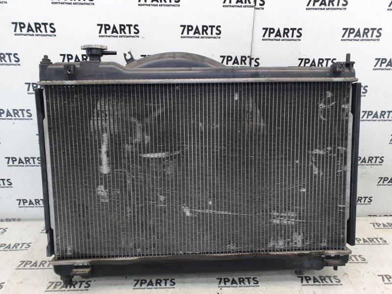 Радиатор двс Nissan Stagea NM35 VQ25DET 2001