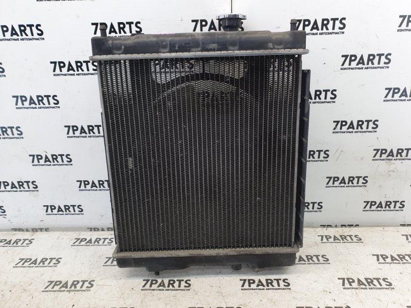 Радиатор двс Nissan March K11 CG10DE 1997