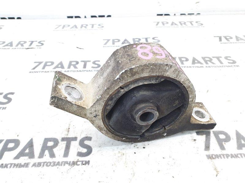 Подушка двигателя Nissan Cube AZ10 CGA3DE 2000 задняя