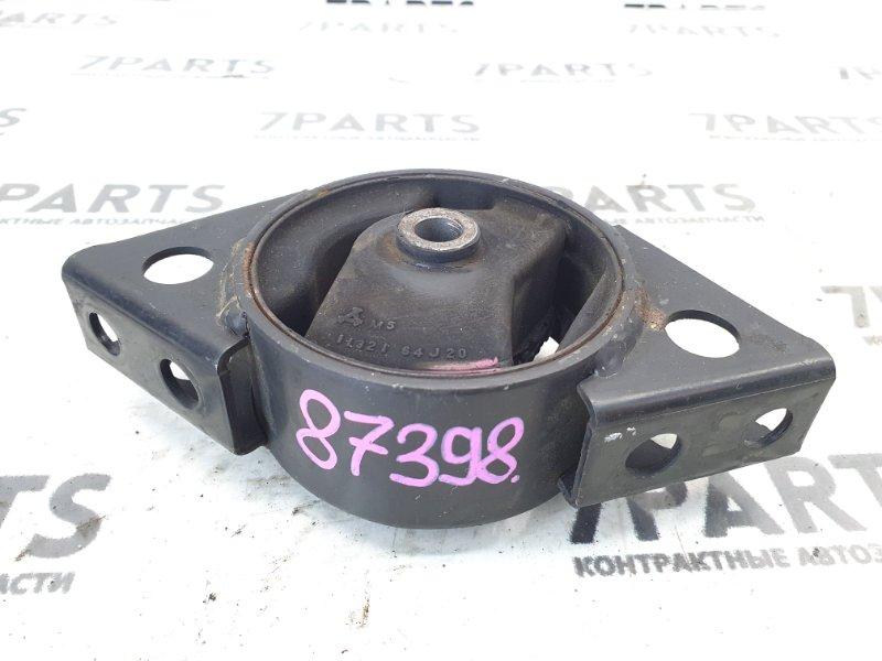 Подушка двигателя Nissan Primera P10 SR18DE 1995 задняя