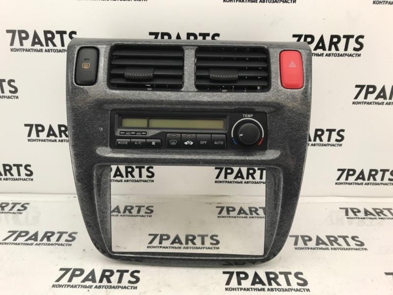 Климат-контроль Honda Hr-V GH4 D16A 2005