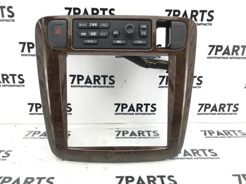 Консоль магнитофона Nissan Liberty RM12 QR20DE 2001