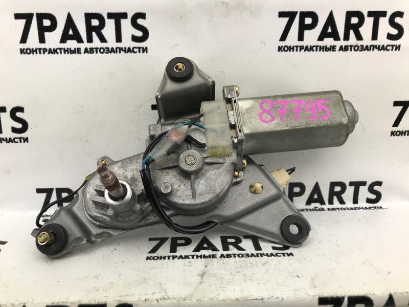 Моторчик заднего дворника Mazda Atenza GG3S L3-VE 2004 задний