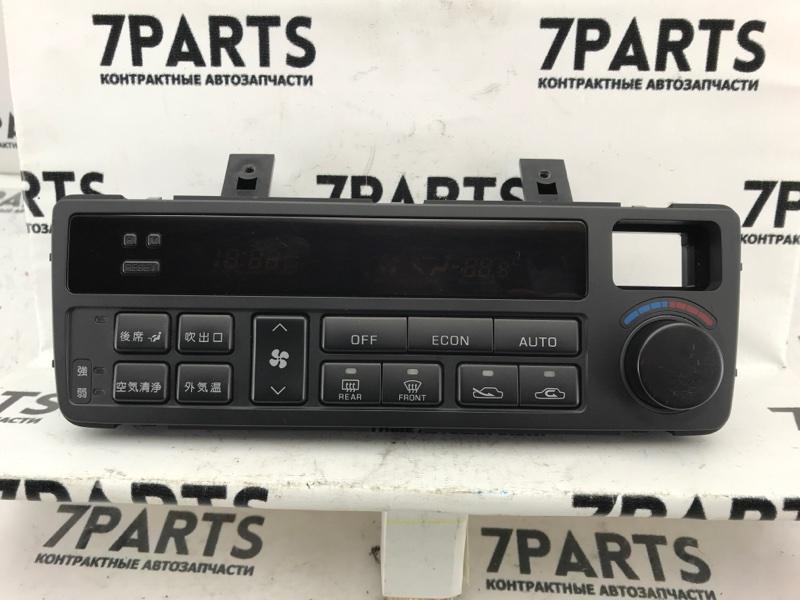 Климат-контроль Nissan Cedric HY33 VQ30DE 1995