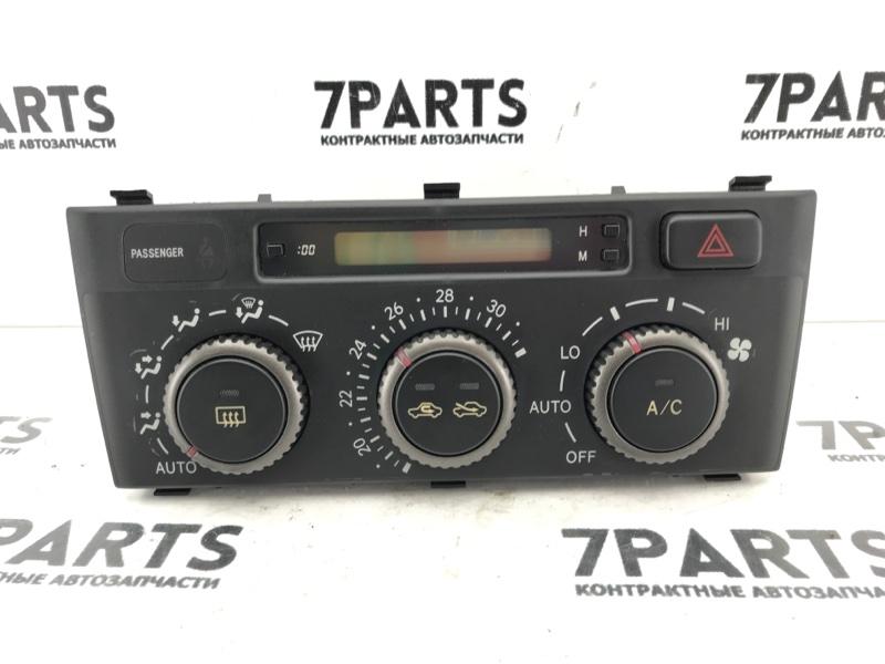 Климат-контроль Toyota Altezza GXE10 1GFE 1999