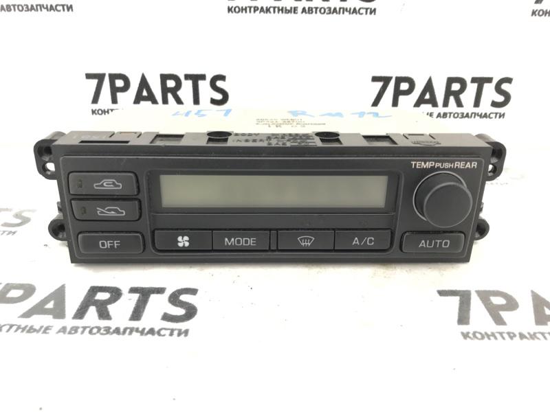 Климат-контроль Nissan Liberty RM12 QR20DE 2001