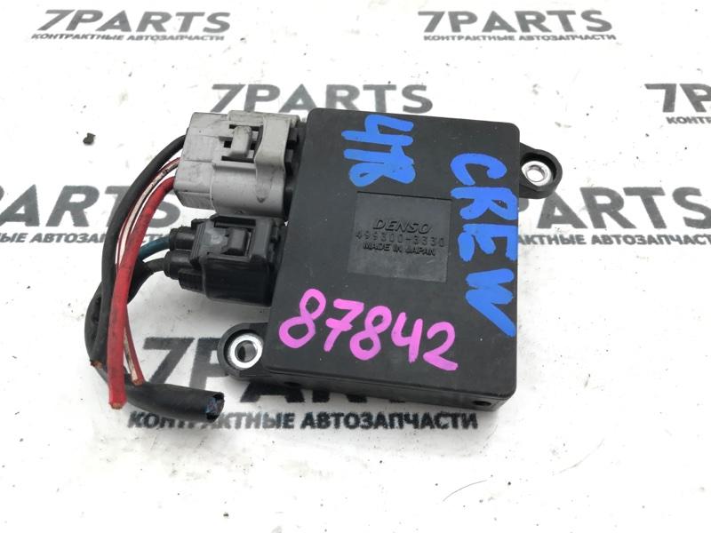 Блок управления вентилятором охлаждения Mazda Premacy CREW LF-VE 2007