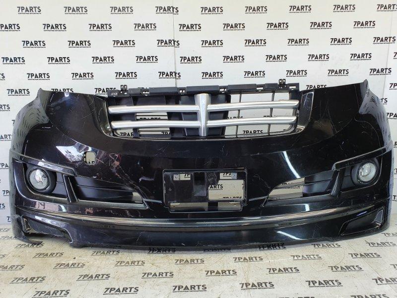 Бампер Toyota Bb QNC21 3SZVE 2016 передний