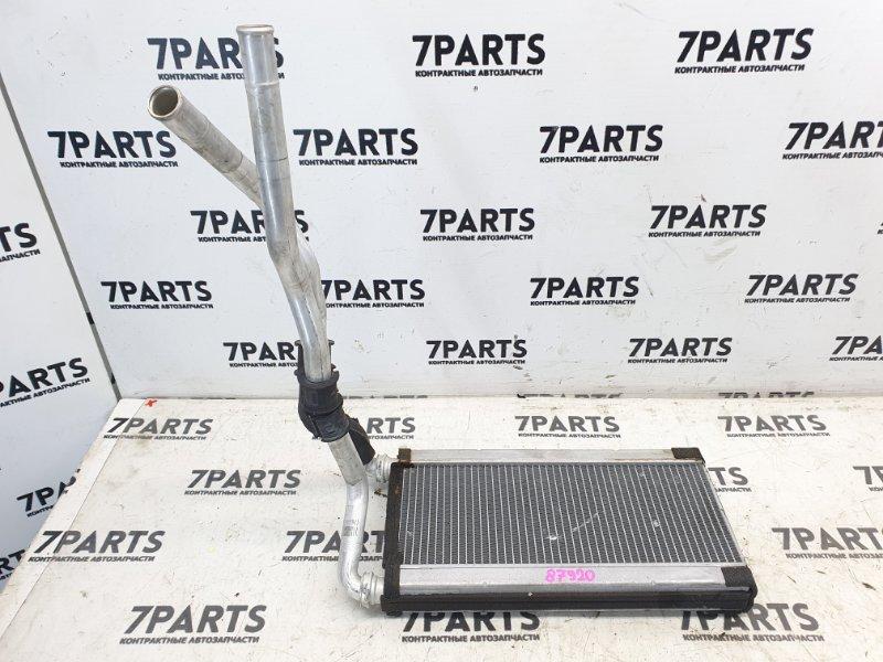 Радиатор печки Toyota Mark Ii Wagon Blit JZX110 1JZFSE 2003