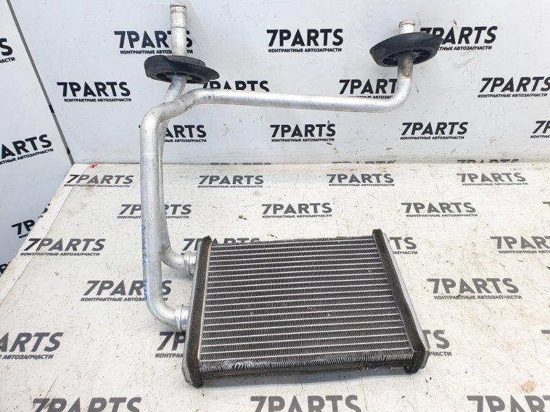 Радиатор печки Nissan Stagea NM35 VQ25DET 2001