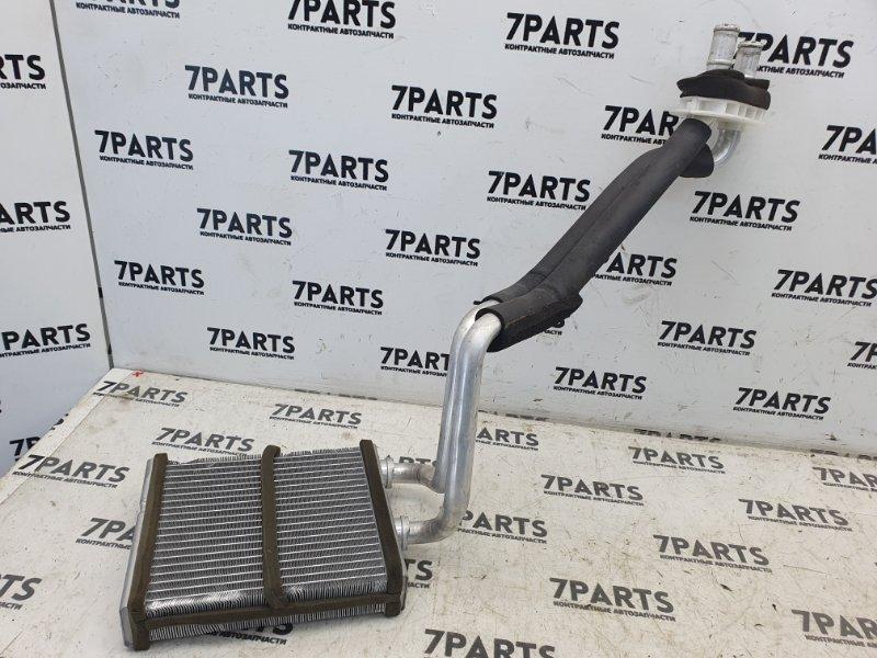 Радиатор печки Nissan Elgrand E51 VQ35DE 2004 передний