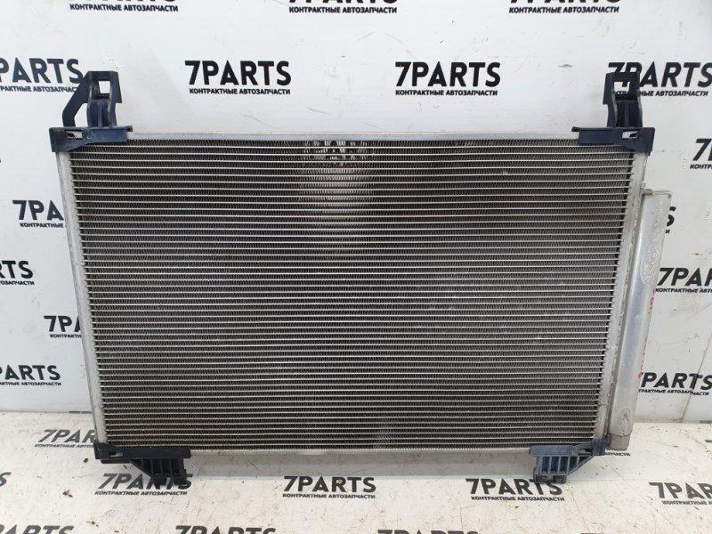 Радиатор кондиционера Toyota Ractis SCP100 2SZFE 2007