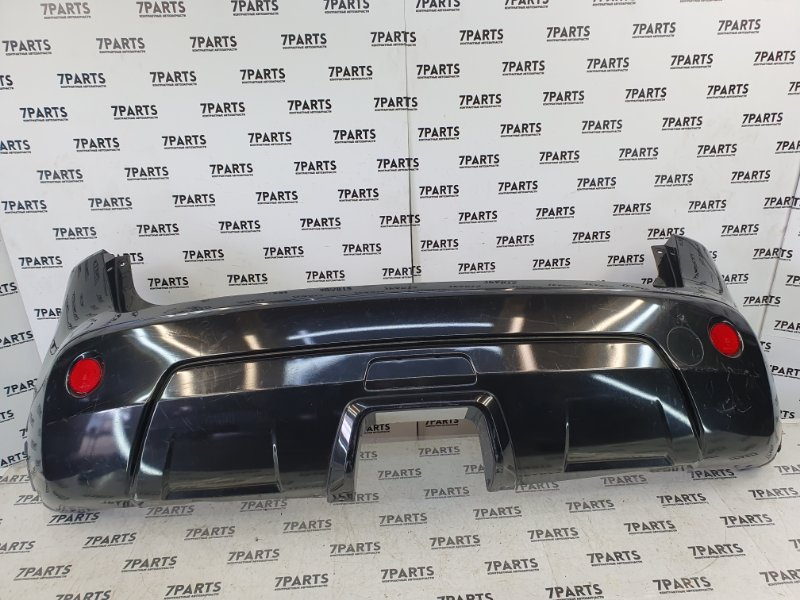 Бампер Nissan Dualis KNJ10 MR20DE 2010 задний