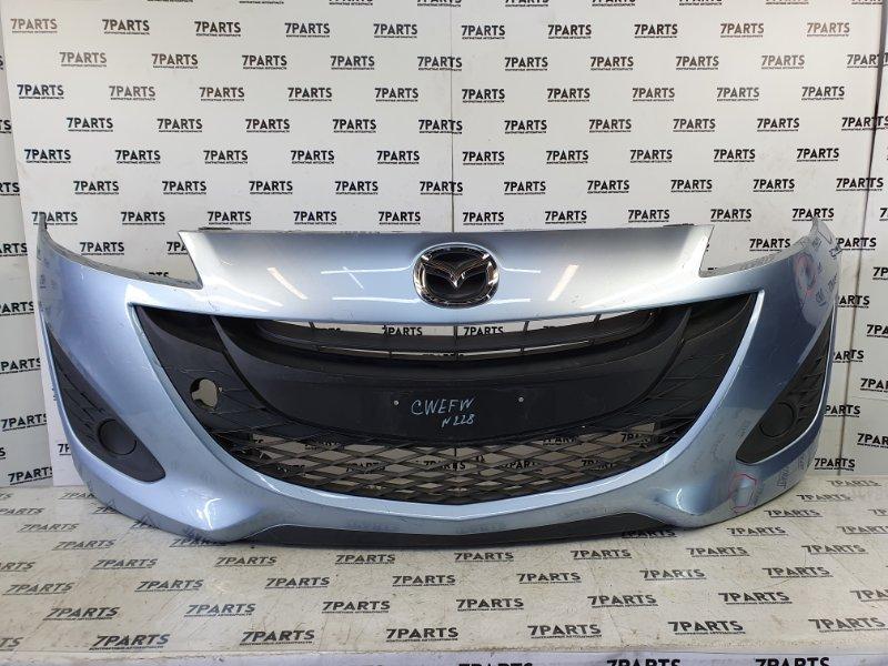 Бампер Mazda Premacy CWEFW LF передний