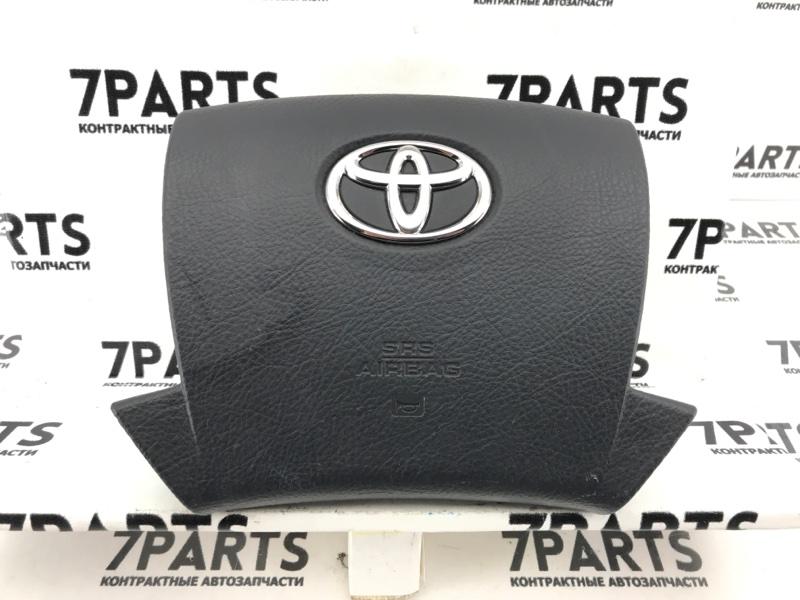 Airbag на руль Toyota Mark X GRX120 4GRFSE 2005