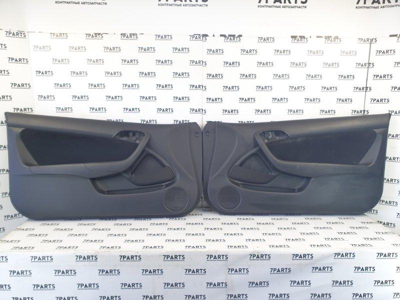 Обшивка дверей Honda Integra DC5 K20A 2001