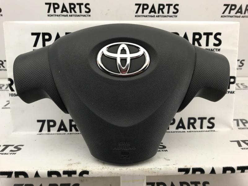 Airbag на руль Toyota Ractis NCP100 1NZFE 2009