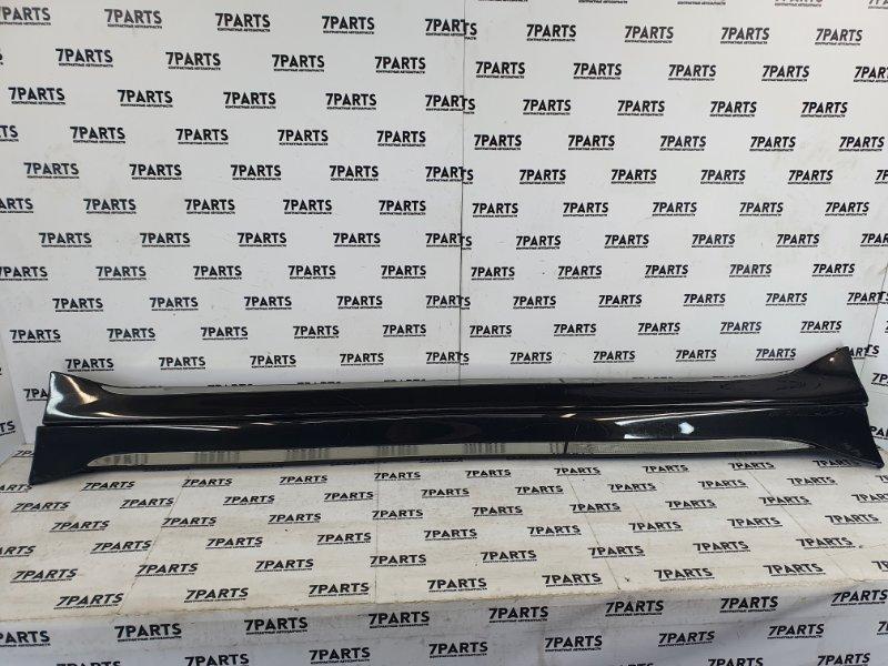 Порог Toyota Bb QNC21 3SZVE 2016
