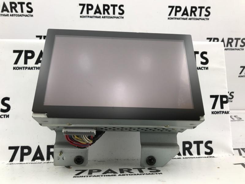 Монитор Nissan Liberty RM12 QR20DE 2001