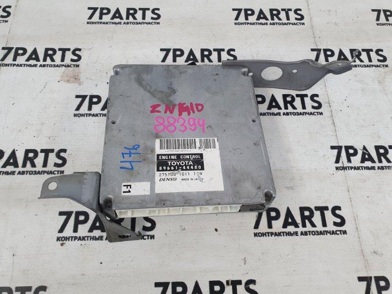 Блок efi Toyota Isis ZNM10 1ZZFE 2007