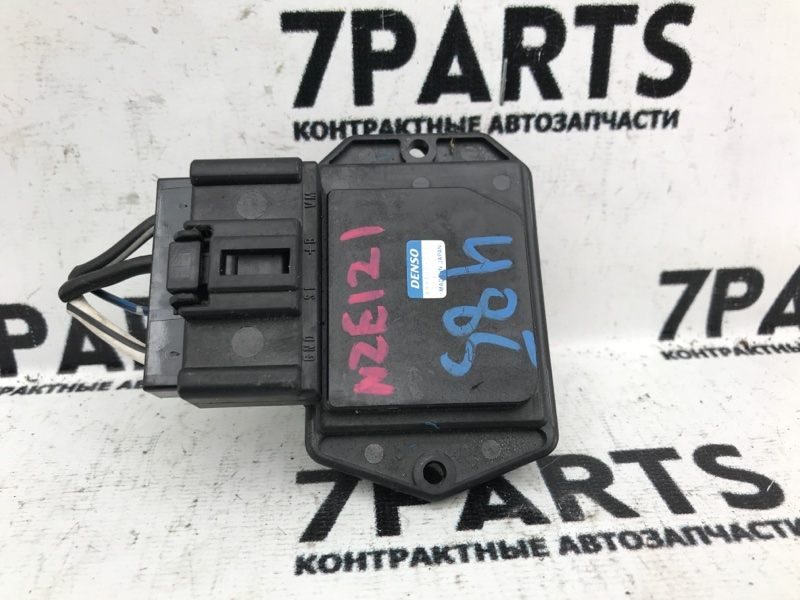Реостат Toyota Allex NZE121 1NZFE 2002