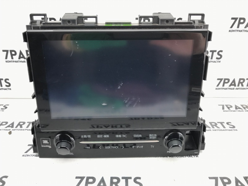 Магнитофон Toyota Vellfire GGH30