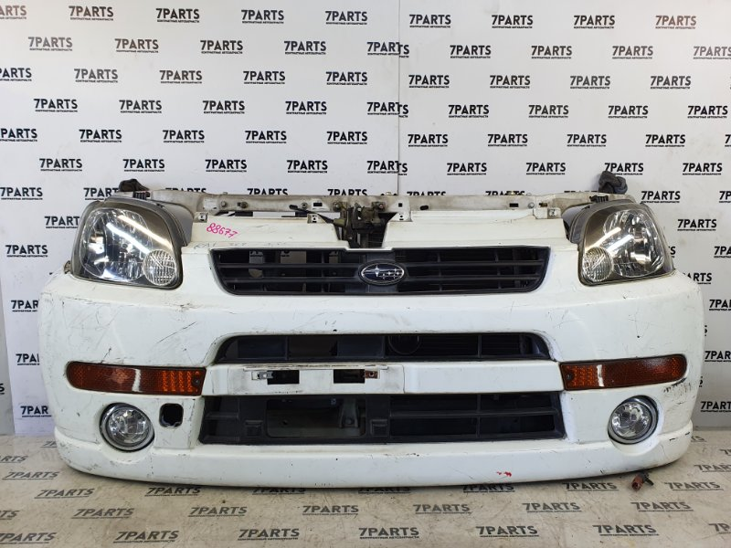 Ноускат Subaru Pleo RA1 EN07U 2003 передний