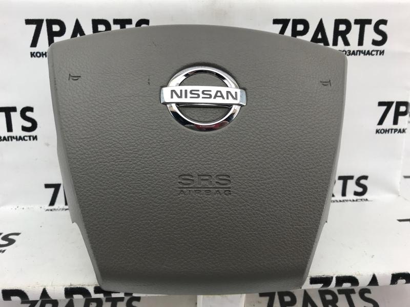 Airbag на руль Nissan Presage TU31 QR25DE 2004