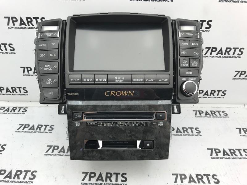 Климат-контроль Toyota Crown GRS182 3GRFSE 2004