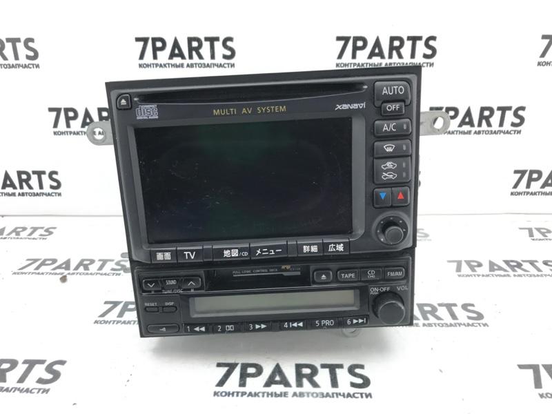 Климат-контроль Nissan Avenir PW11 SR20DE 1998