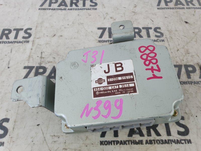 Блок управления кпп Nissan Teana J31 VQ23DE 2003