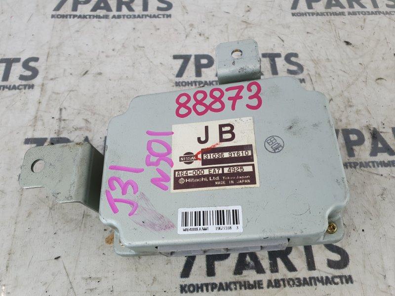 Блок управления кпп Nissan Teana J31 VQ23DE 2004
