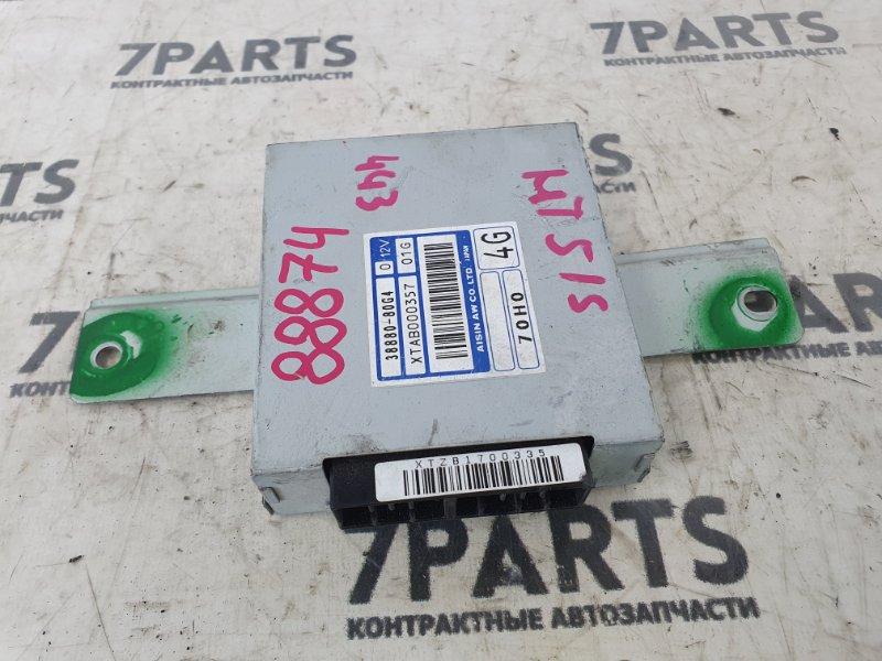 Блок управления кпп Suzuki Swift HT51S M13A 2001