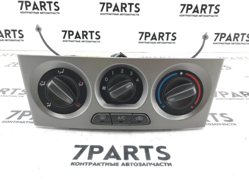 Климат-контроль Subaru Forester SG5 EJ202DXTAE 2003