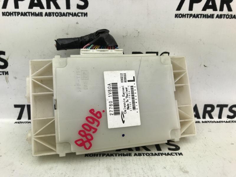 Блок управления Nissan Serena NC26