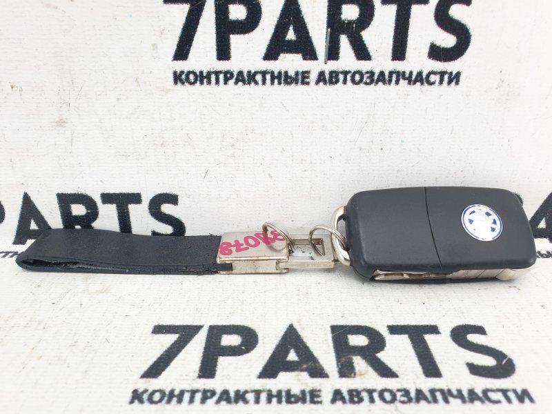 Ключ зажигания Volkswagen