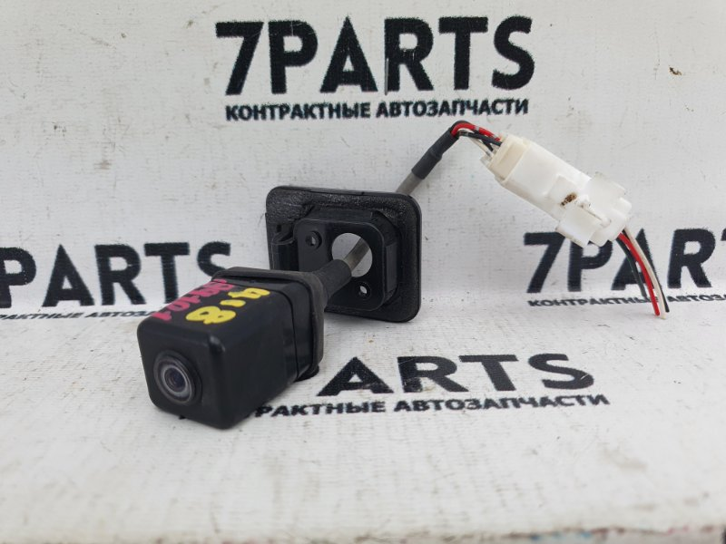 Камера заднего вида Mazda Premacy CREW LF-VE 2007