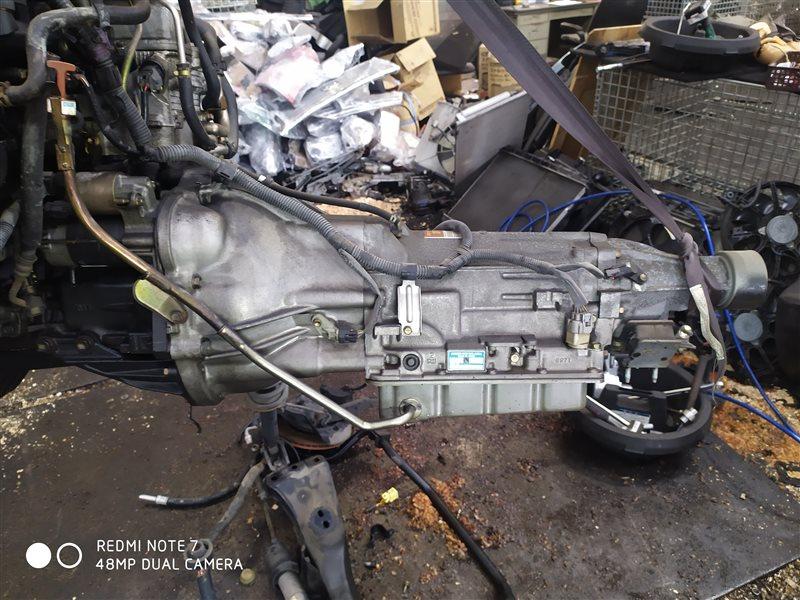 Акпп Toyota Cresta GX100 1GFE 2001