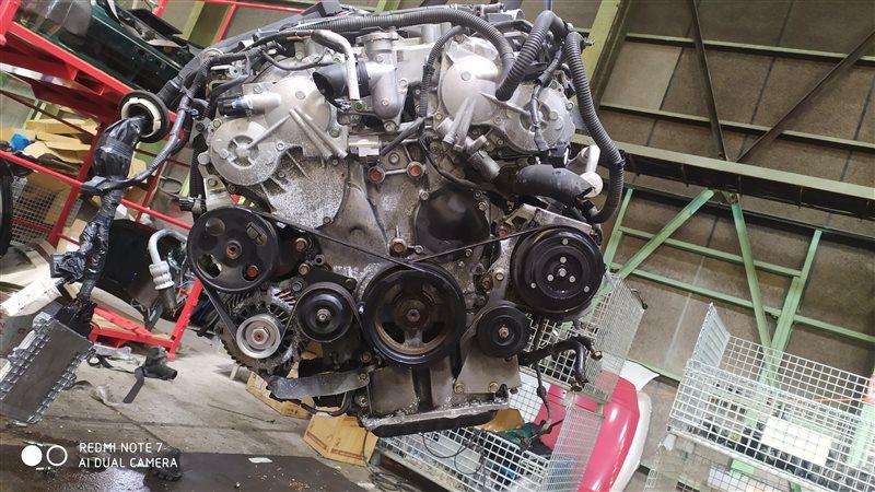 Двигатель Nissan Skyline V36 VQ25HR 2008