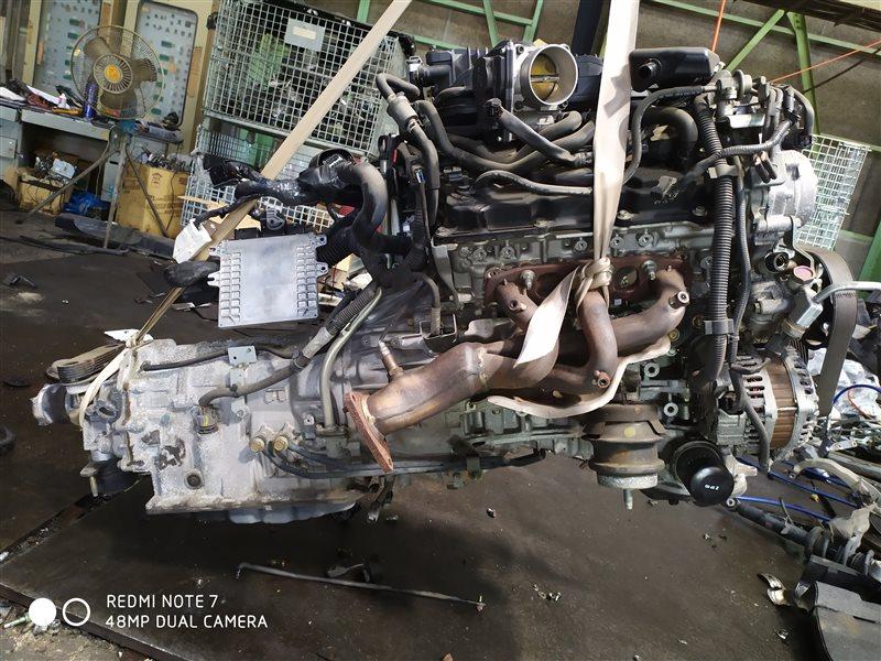 Двигатель Nissan Skyline PV36 VQ35HR 2006