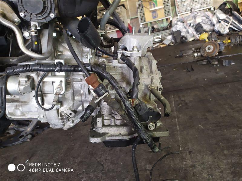 Акпп Mazda Demio DE3FS ZJ