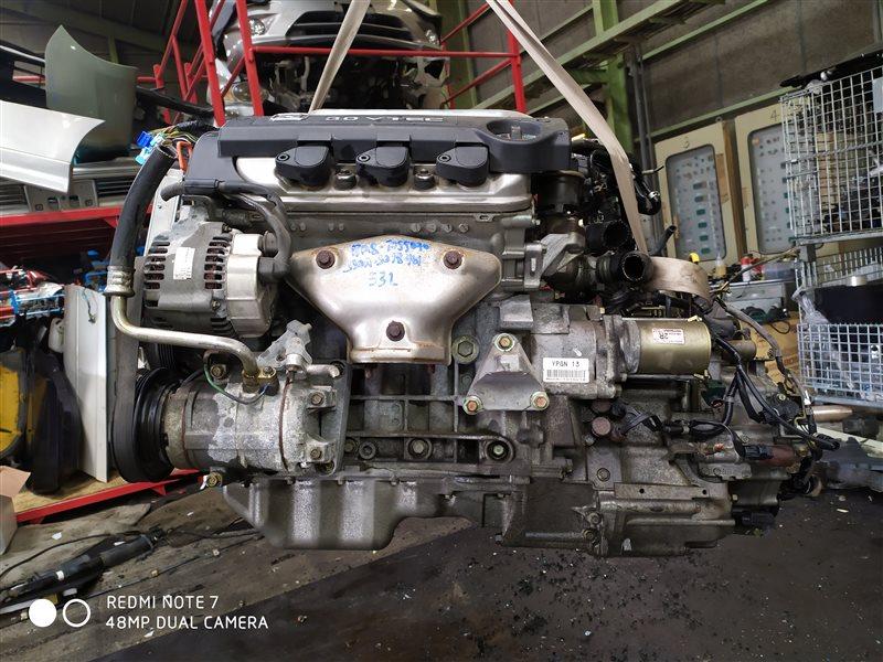 Двигатель Honda Odyssey RA8 J30A 2000