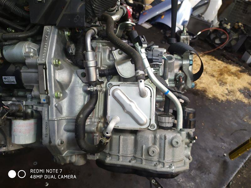 Акпп Nissan Note E12 HR12DDR 2012