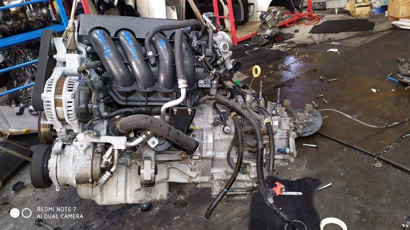 Двигатель Honda Odyssey RB3 K24A 2008