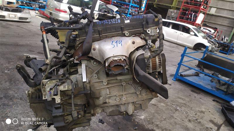 Двигатель Mazda Mpv LY3P L3 2006