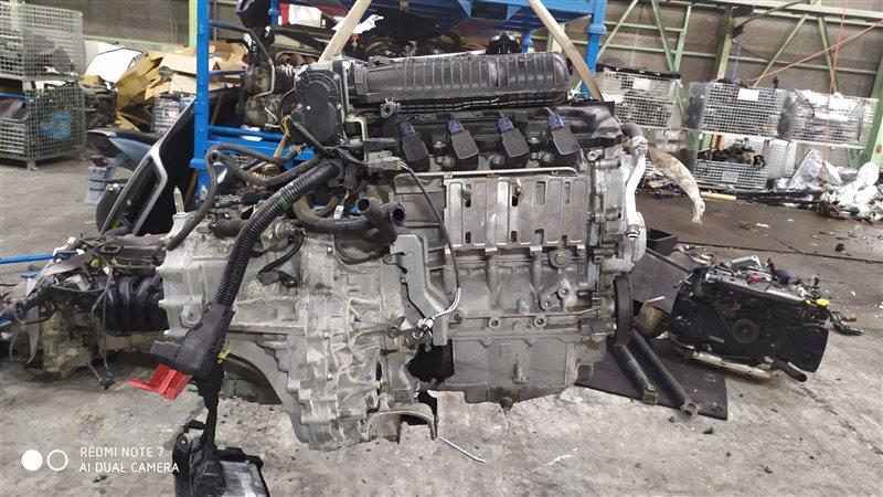 Двигатель Honda Fit GE6 L13A 2009