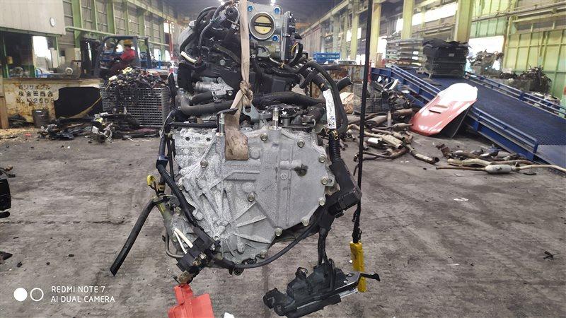 Акпп Honda Fit GE6 L13A 2009