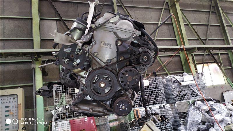 Двигатель Toyota Porte NNP10 2NZFE 2008